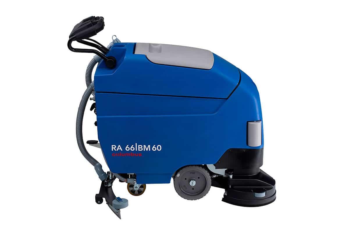 Reinigungsautomat Scheuersaugmaschine RA66BM60 Seitlich rechts