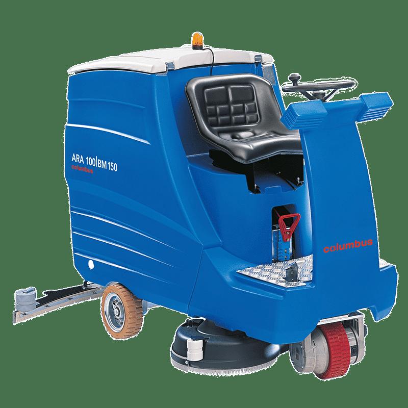 Reinigungsautomat Scheuersaugmaschine ARA100BM150