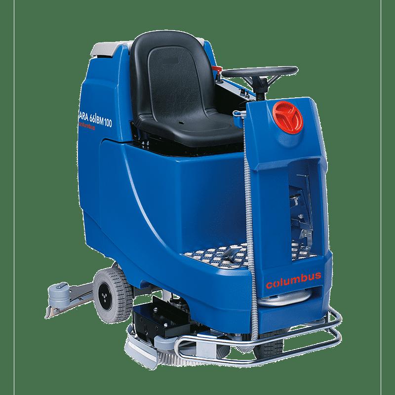 Reinigungsautomat Scheuersaugmaschine ARA66BM100