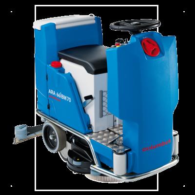 Reinigungsautomat Scheuersaugmaschine ARA66BM70