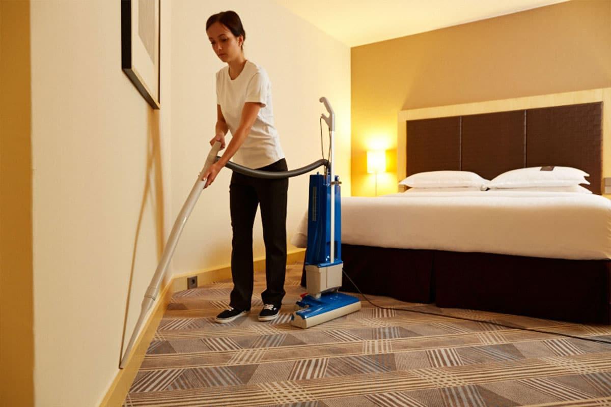 Staub-/ Bürstsauger BS361 Teppichboden reinigen
