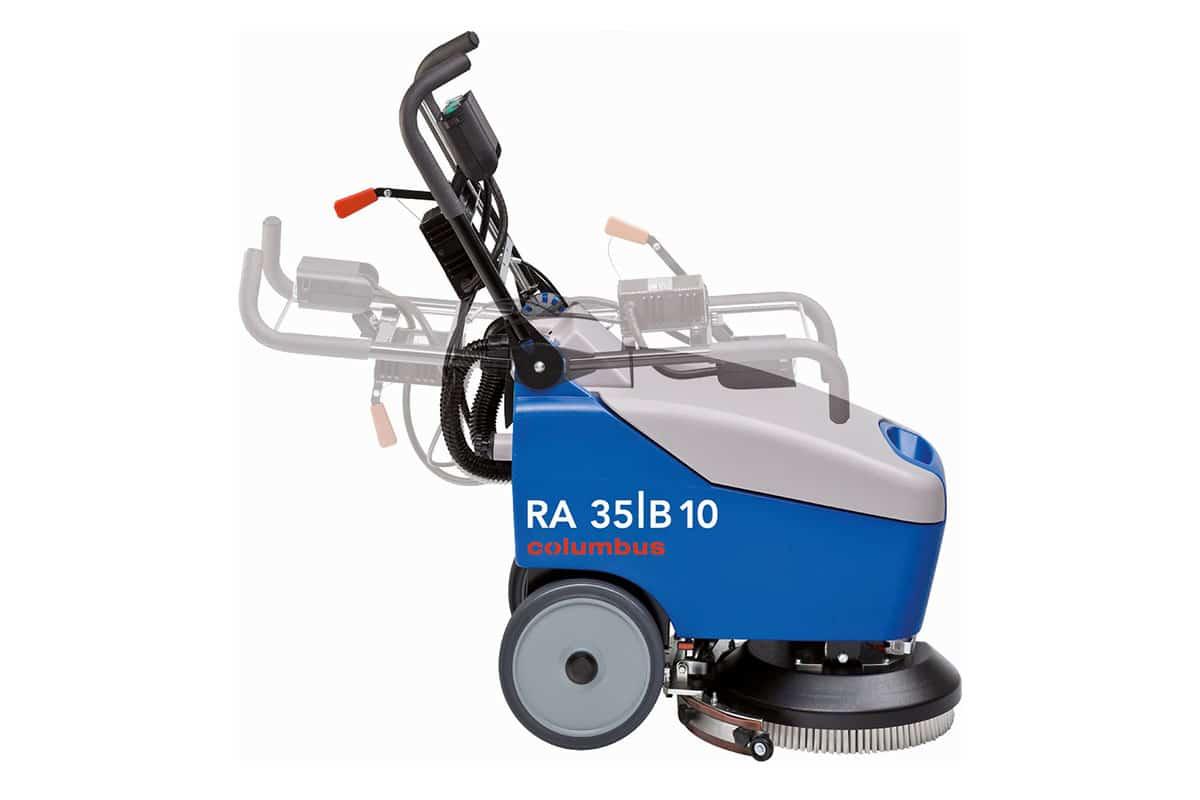 Reinigungsautomaten Scheuersaugmaschinen RA35B10 Führung
