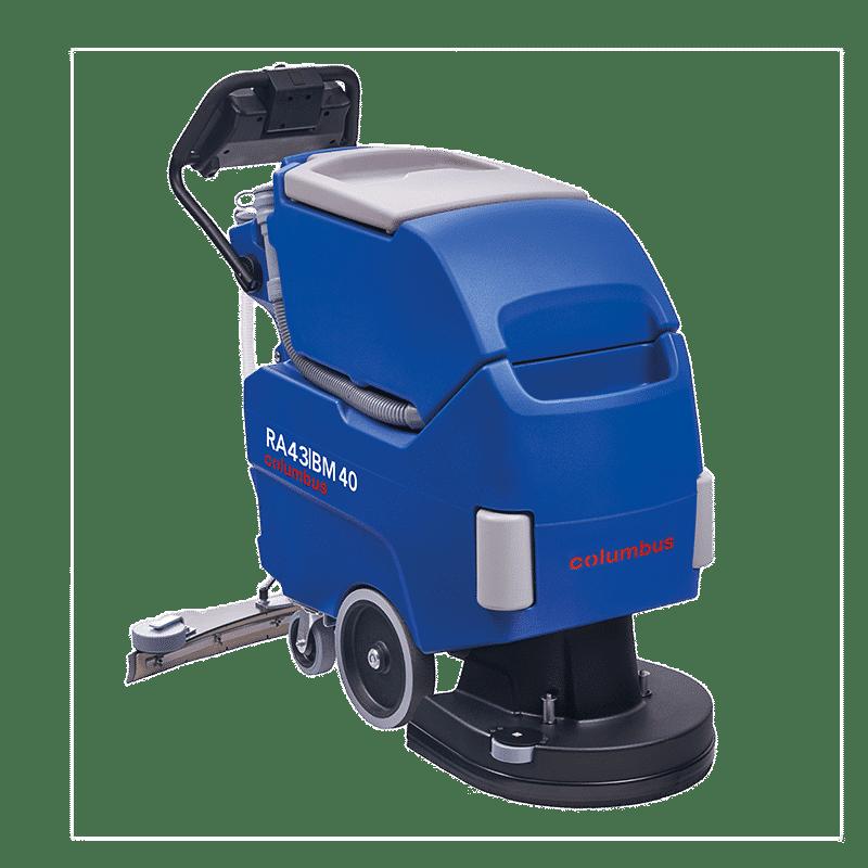 Reinigungsautomaten Scheuersaugmaschine RA43BM40