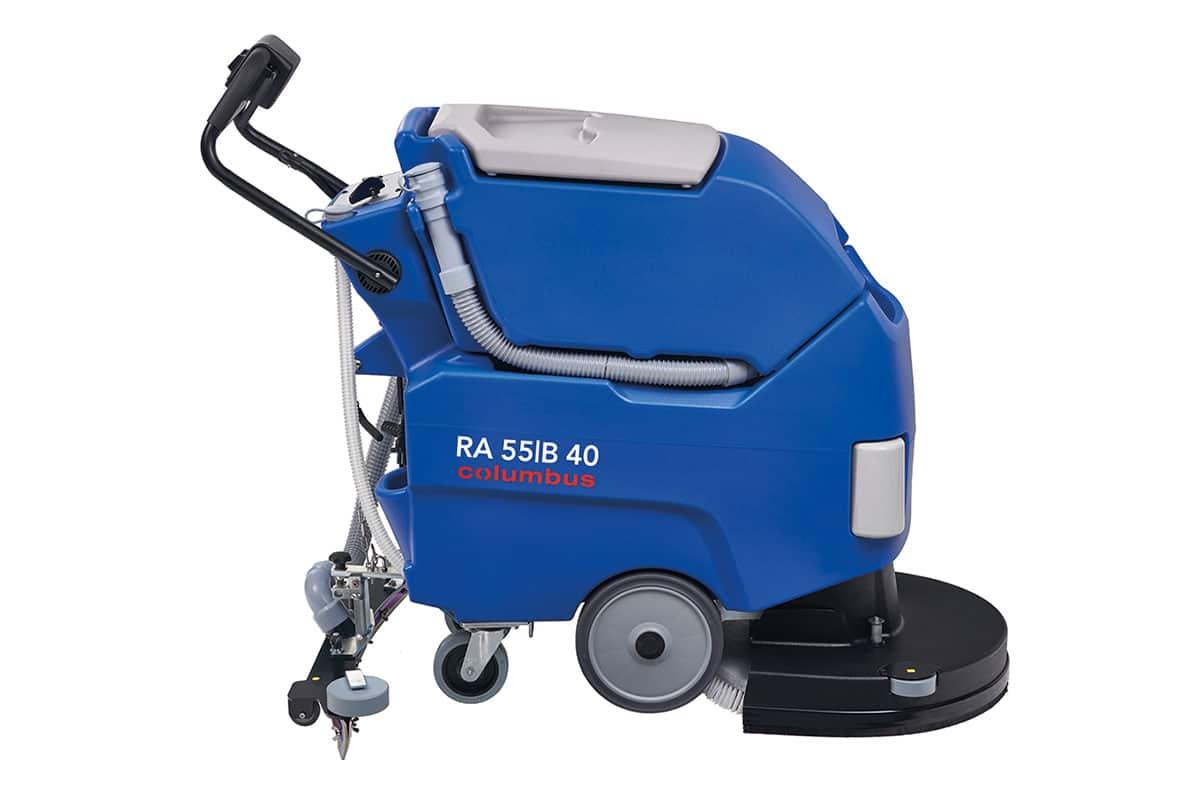 Reinigungsautomaten Scheuersaugmaschine RA55B40QS seitlich links