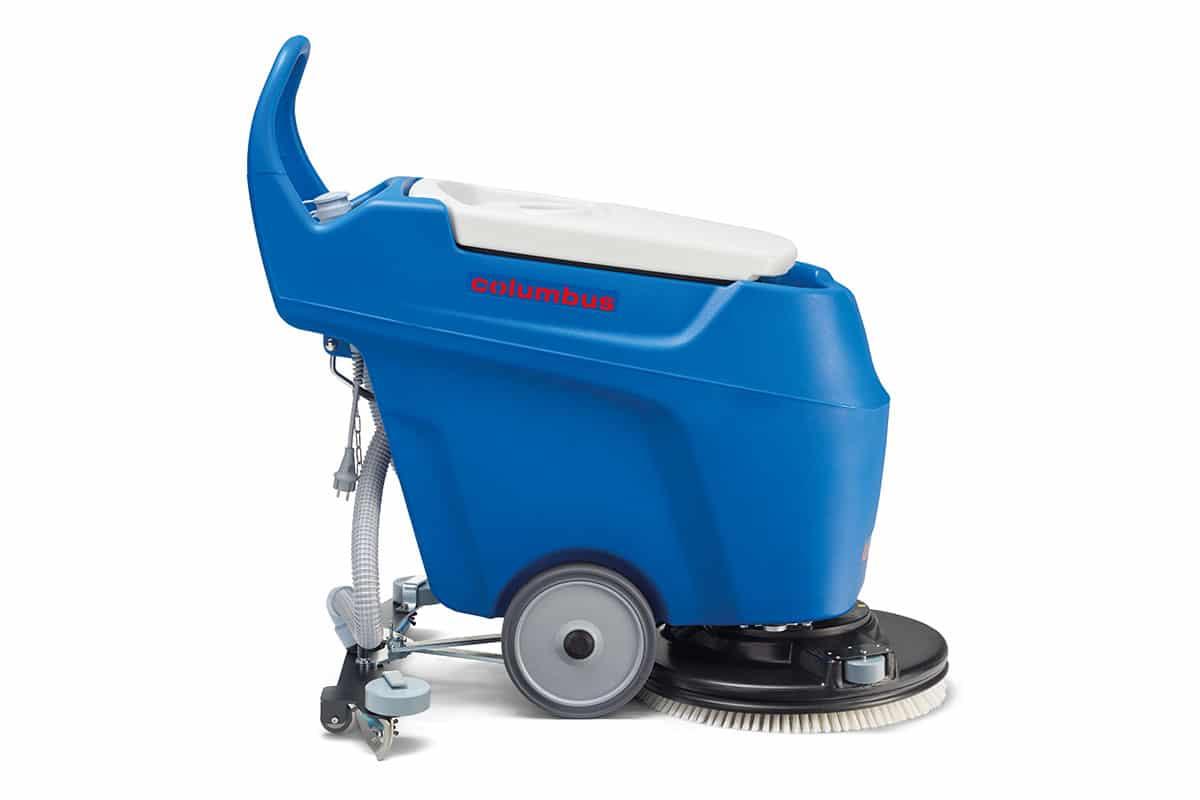 Reinigungsautomaten Scheuersaugmaschine RA55K40 seitlich rechts