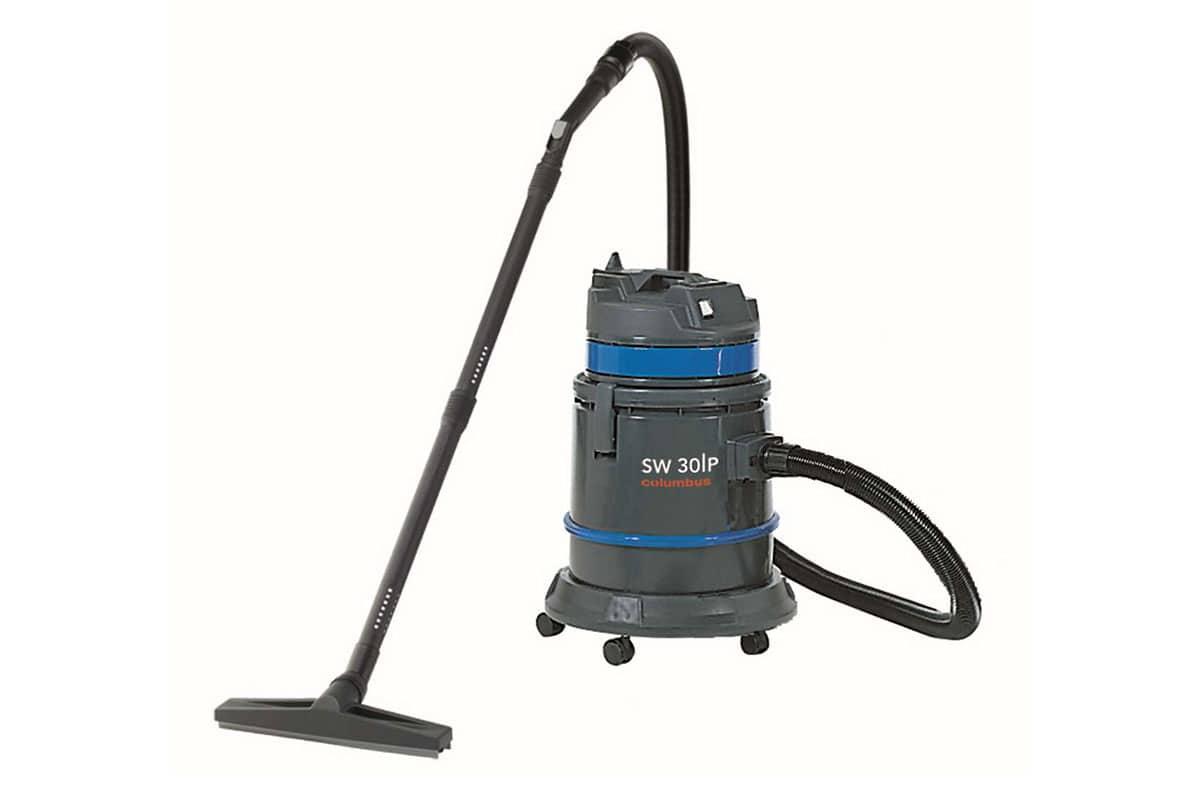 Staub- / Wassersauger SW30P schräg vorne