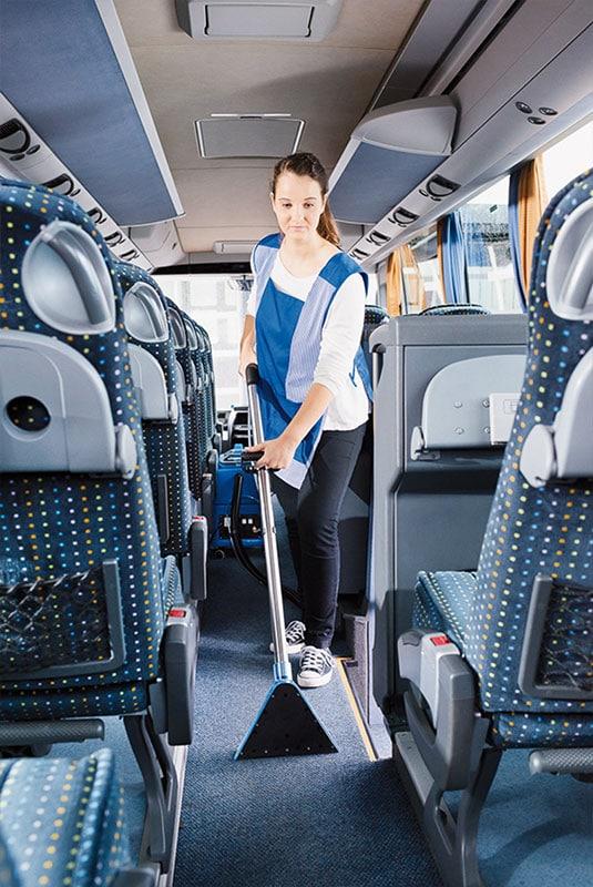 Sprühextraktionsgerät SX44 Reinigung Teppichboden