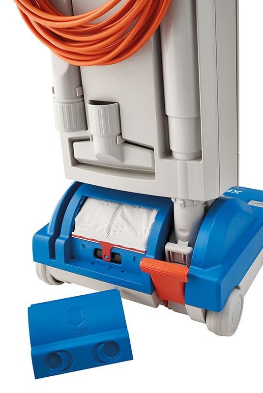 Staub-/ Bürstsauger XP2 eco Micro Abluftfilter