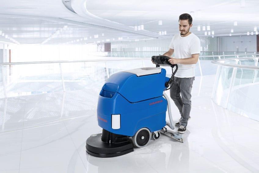 Häufig Hochwertige Reinigungsmaschinen und robuste Bodenreinigungsmaschinen OB56