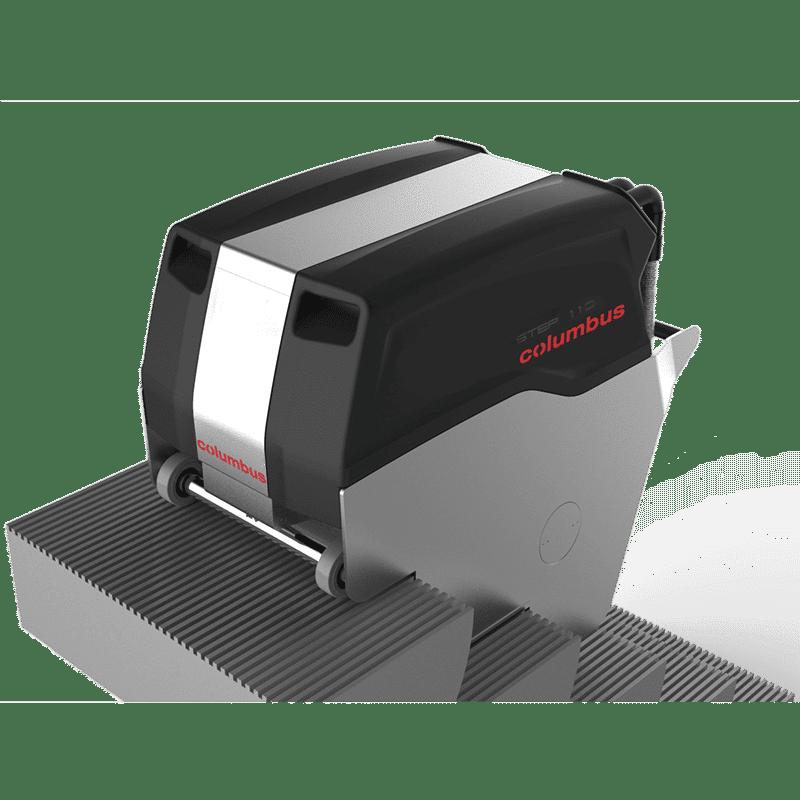 Rolltreppen Reinigungsautomat step110