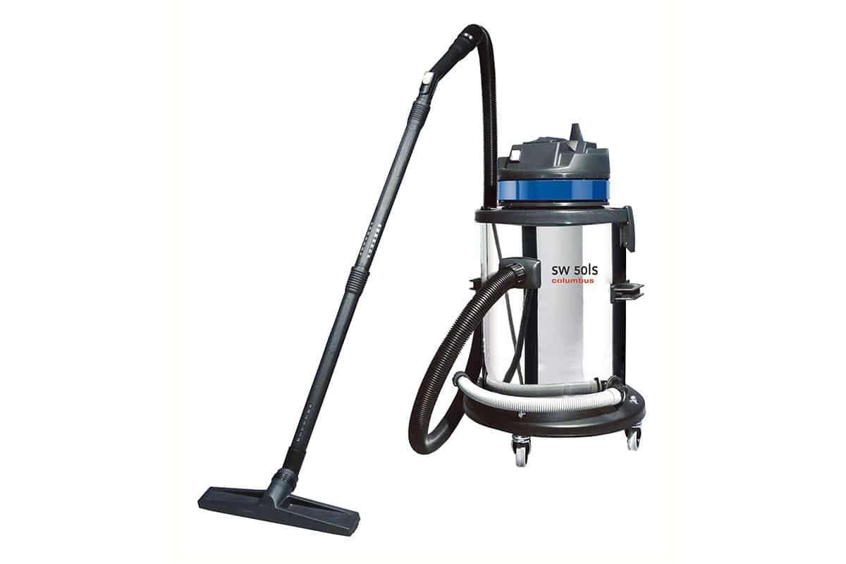 Staub- /Wassersauger SW50S vorne