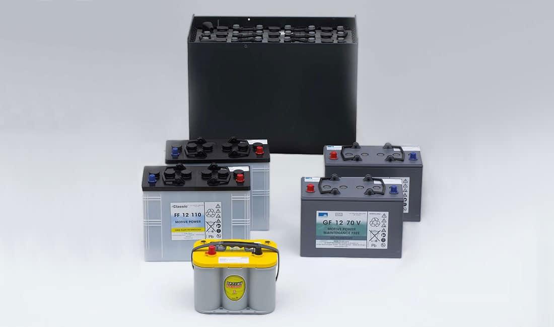 Zubehör Batterien Reinigungsautomaten Einscheibenmaschine