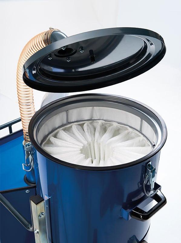 Industriesauger IDV100 Filter