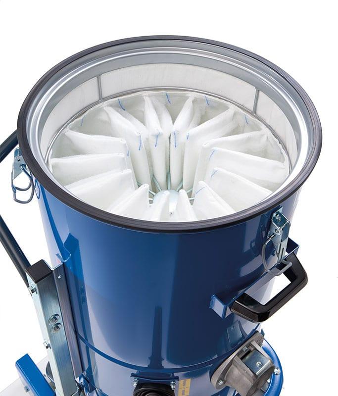 Industriesauger IDV60 Filter