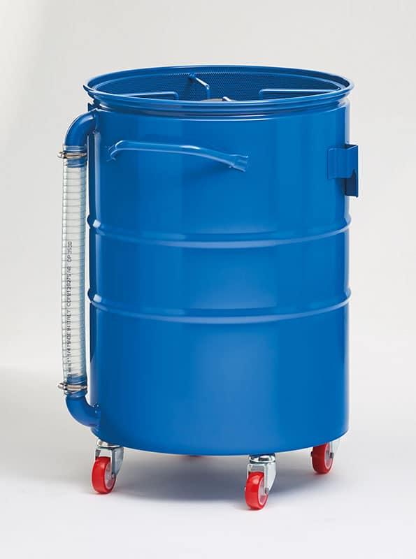 Industriesauger IWV 40-100 Behälter