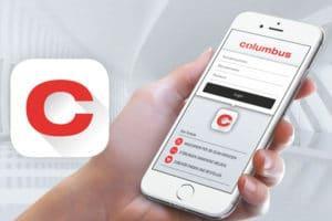 columbus Reinigungsgeräte columbus App
