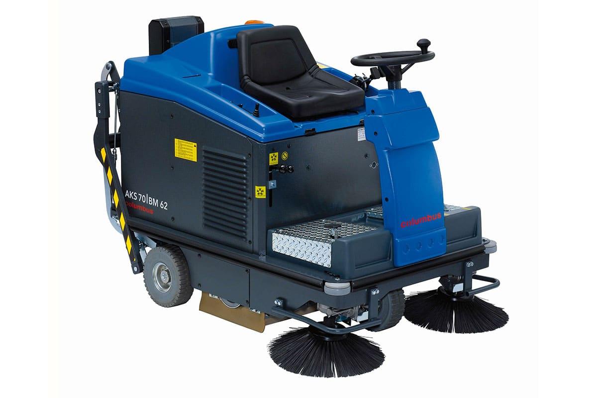 Sweeper AKS70 BM62 front