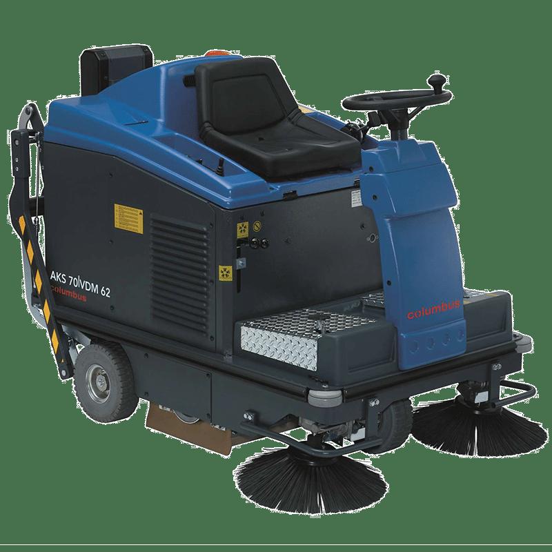 Sweeper AKS70 VDM62