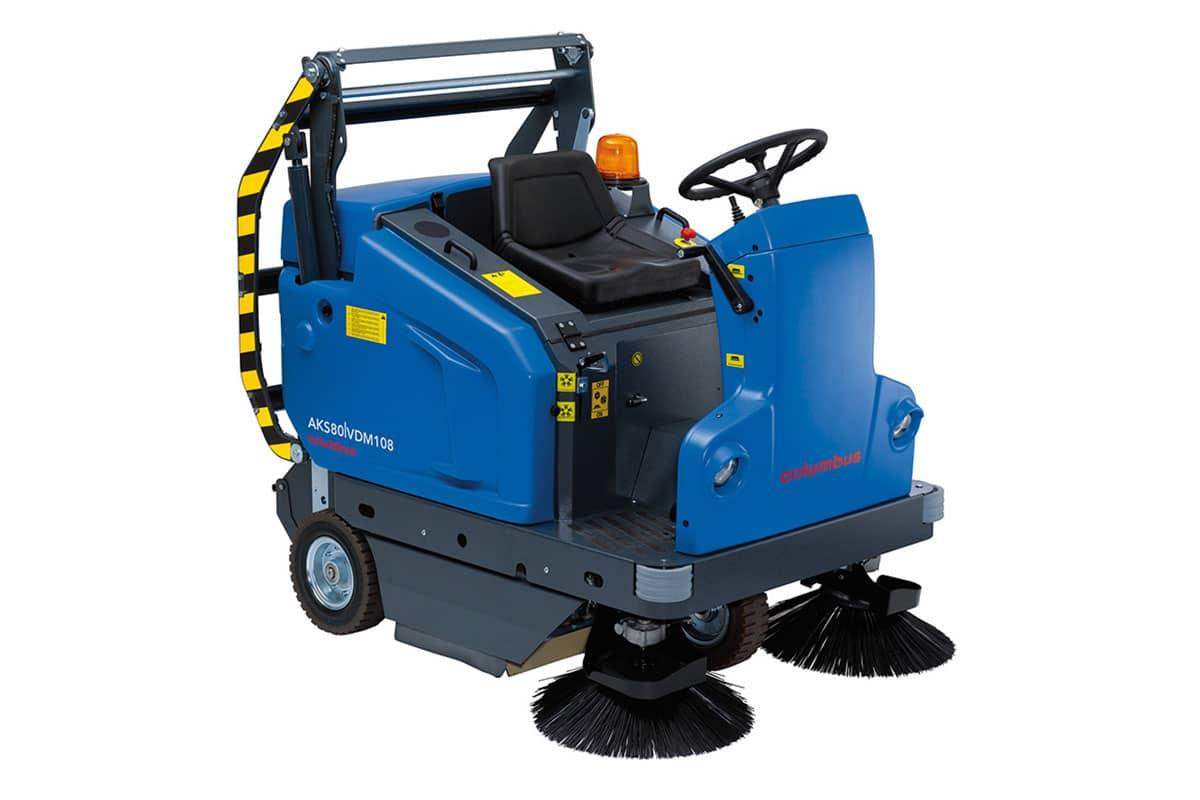 Sweeper front AKS80 VDM108