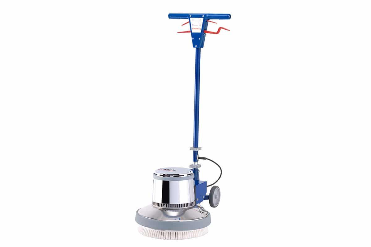 Single disc machine floor scrubbing machine E400S big top