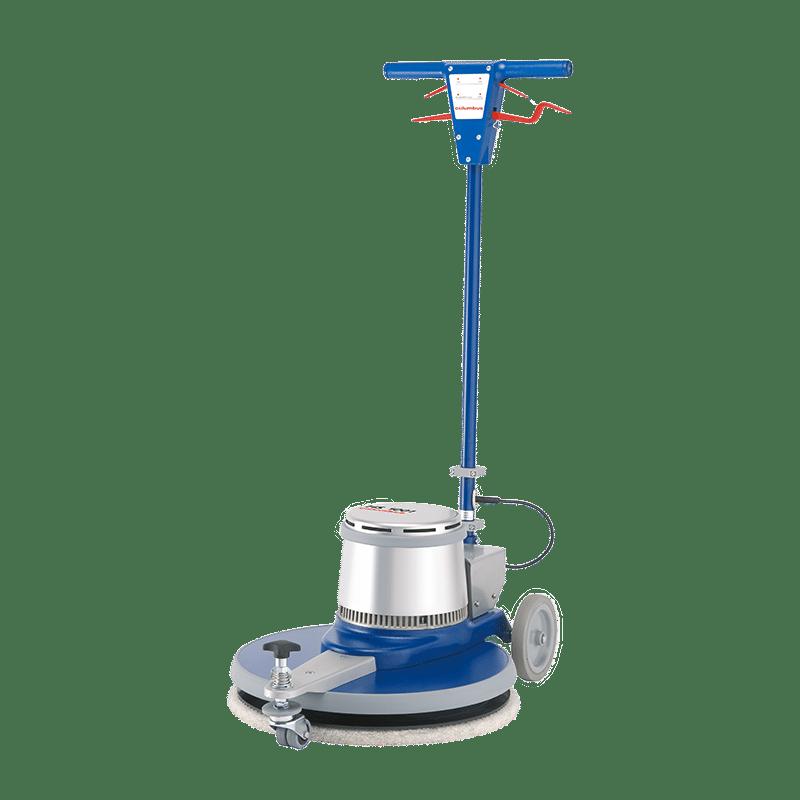 Single disc machine floor scrubbing machine HS1001