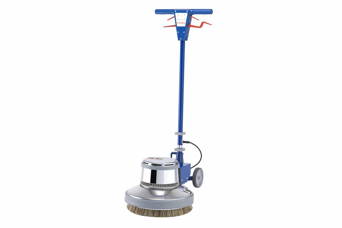 Single disc machine floor scrubbing machine HS403 front
