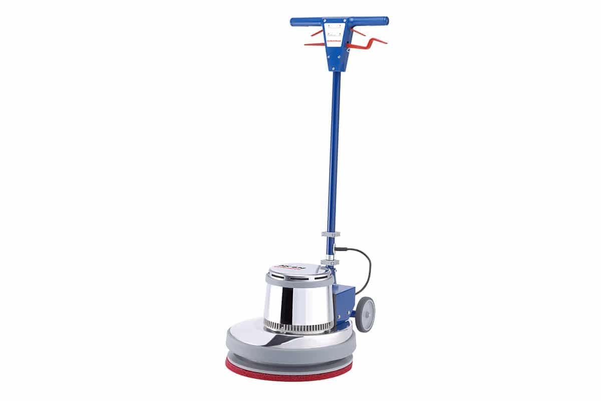 Single disc machine floor scrubbing machine HS434 front