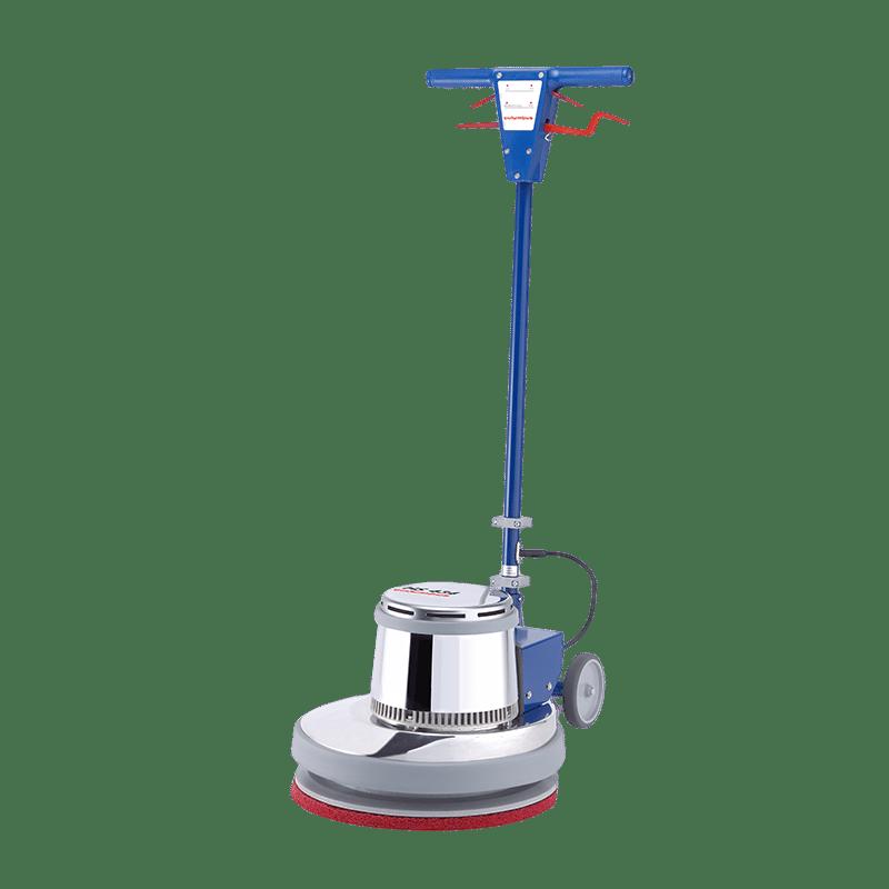 Single disc machine floor scrubbing machine HS434