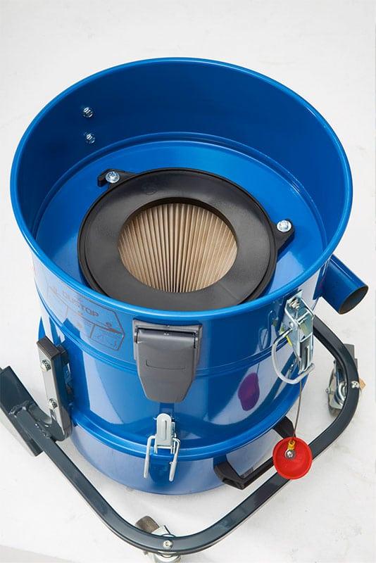Industrial vacuum cleaner IDV13 filter
