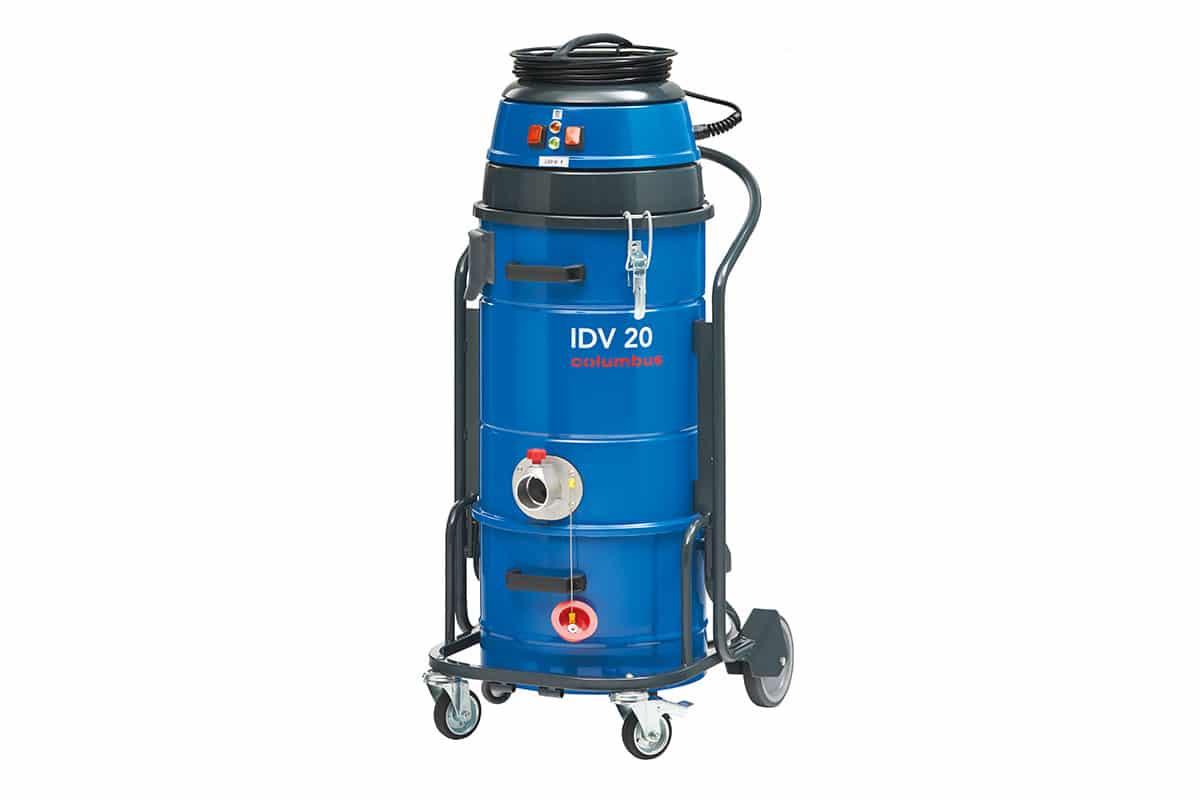 Industrial vacuum cleaner IDV20 front