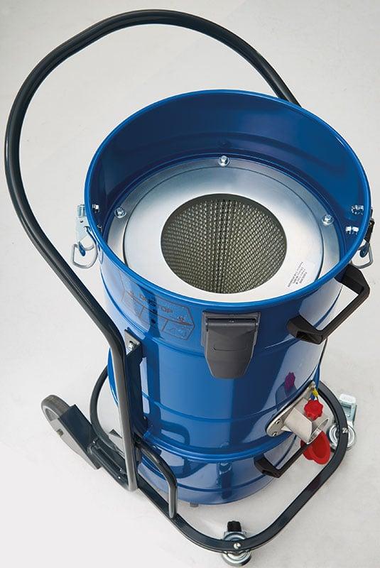 Industrial vacuum cleaner IDV20 filter