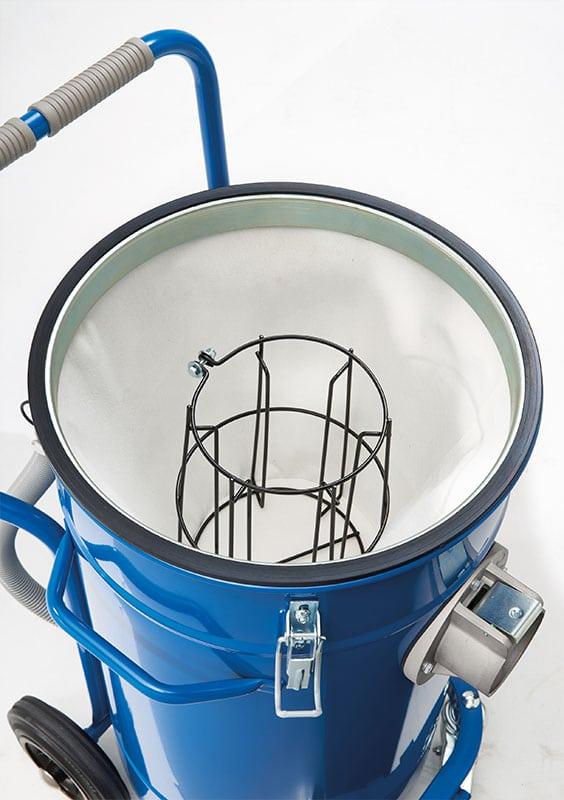 Industrial vacuum cleaner IWV80 filter