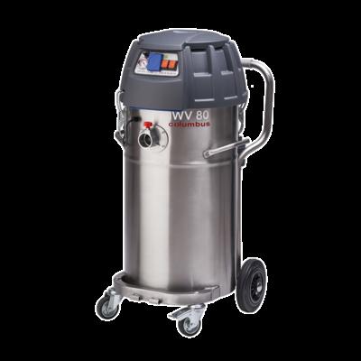 Industrial dry vacuum cleaner IWV80pump