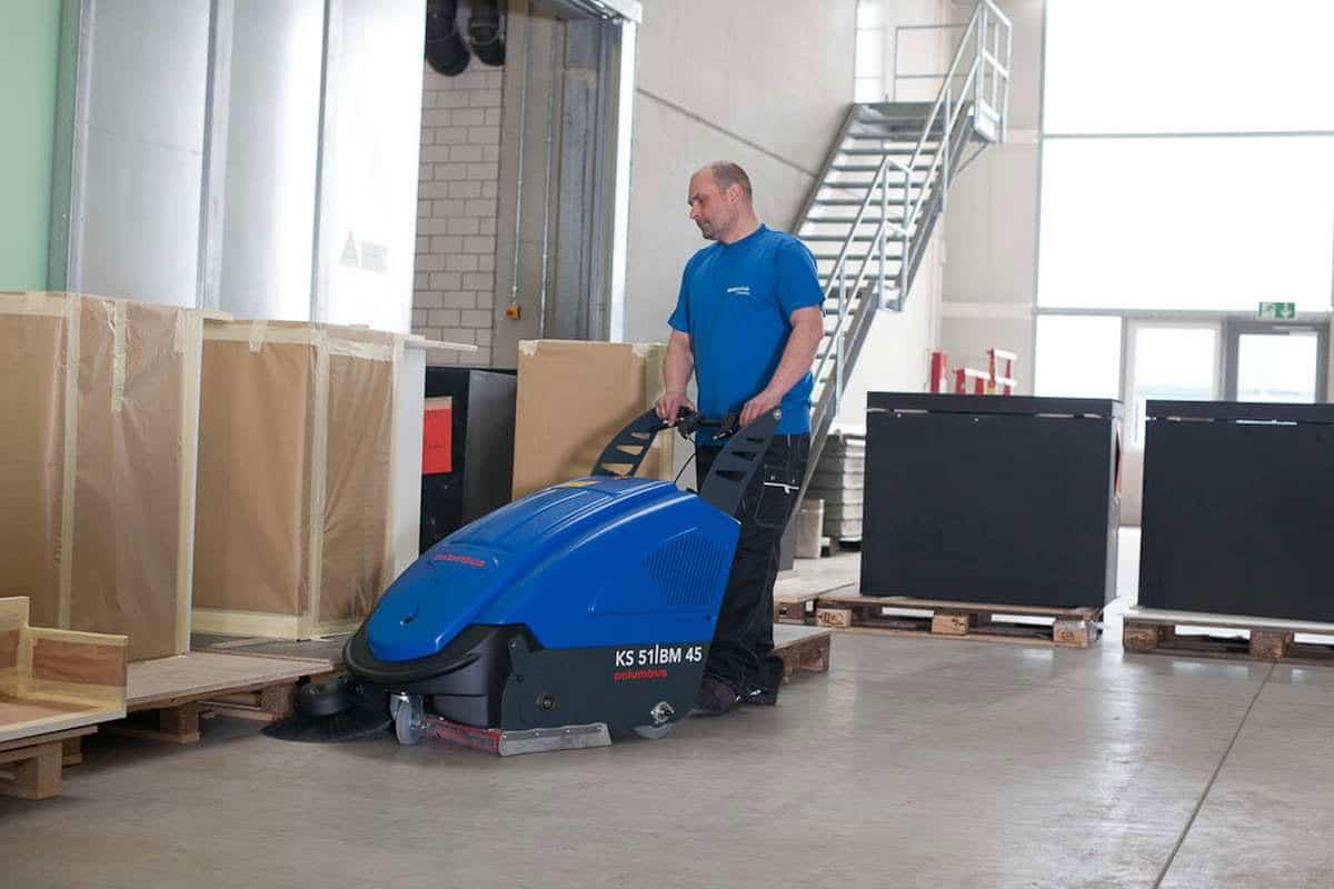 Sweeper KS51BM45 warehouse sweep