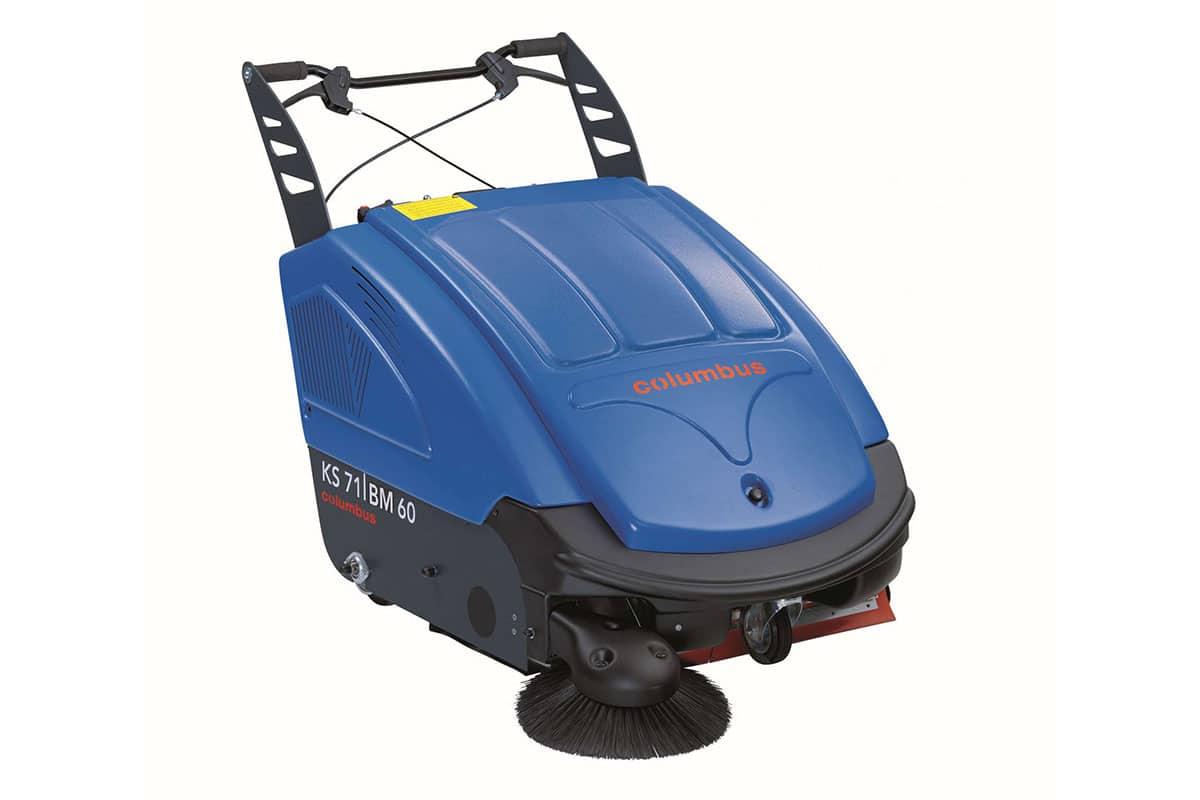 Sweeper KS71BM60 front