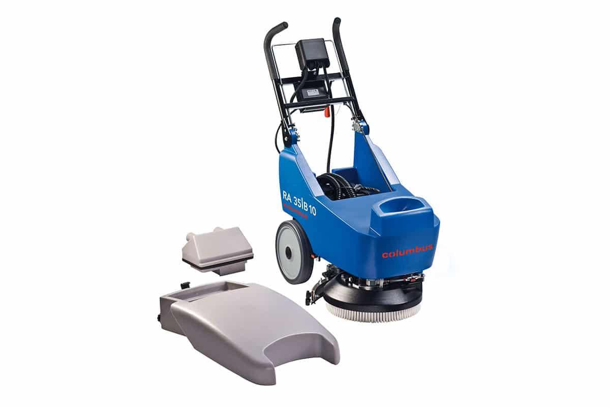 Scrubber dryer floor scrubber cleaning machine RA35K10 parts