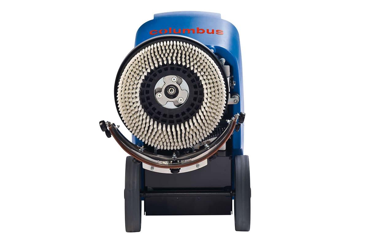 Scrubber dryer floor scrubber cleaning machine RA35K10 brush disc