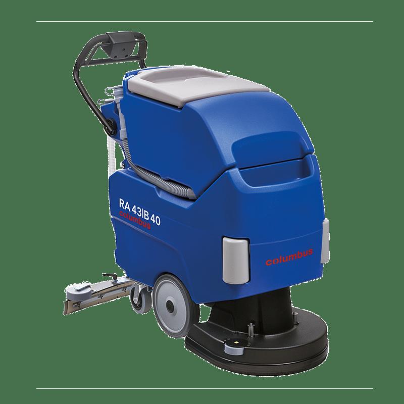 Scrubber dryer floor scrubber cleaning machine RA43B40QS cleaning machine