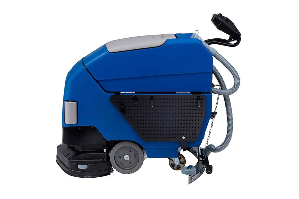 Scrubber dryer floor scrubber cleaning machine RA66BM60 left