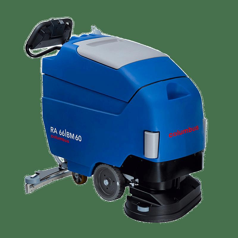 Scrubber dryer floor scrubber cleaning machine RA66BM60