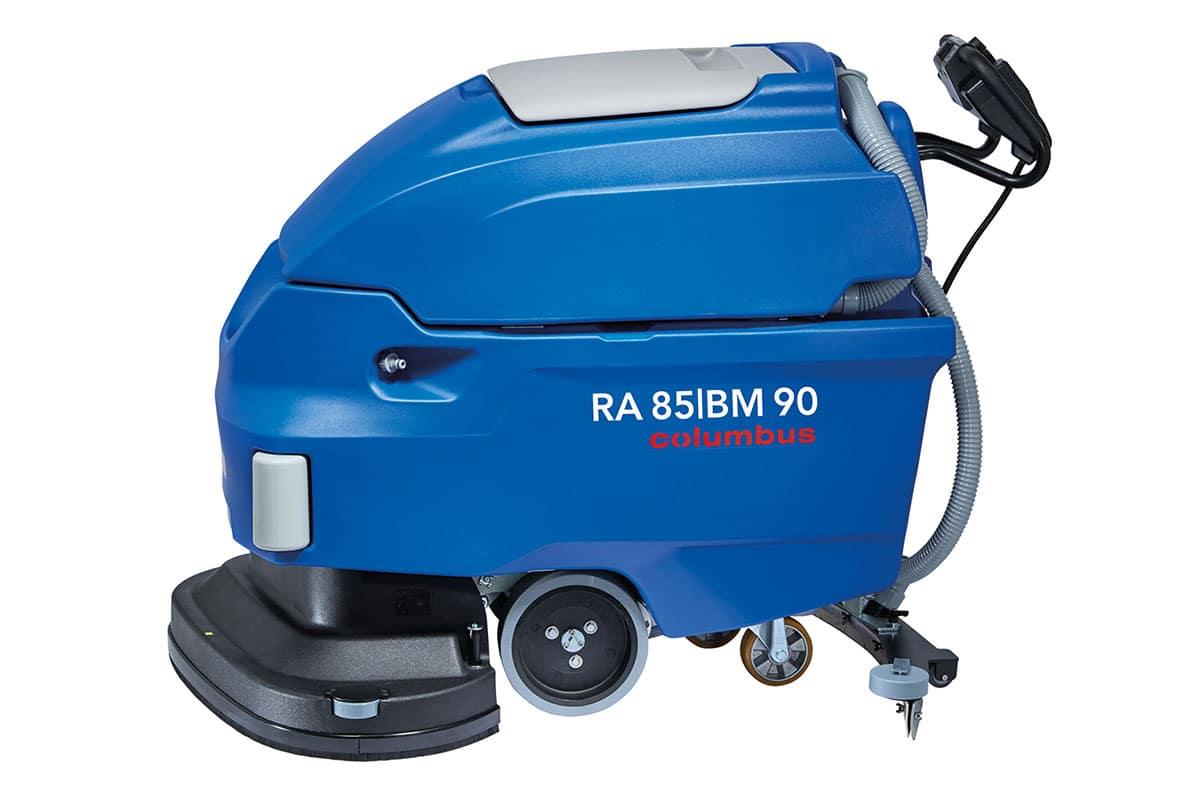 Reinigungsautomat Scheuersaugmaschine RA85BM90 seitlich rechts