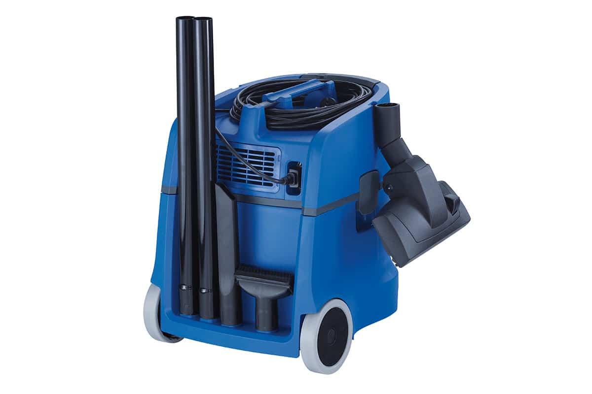 Dry vacuum cleaner upright vacs ST11 back