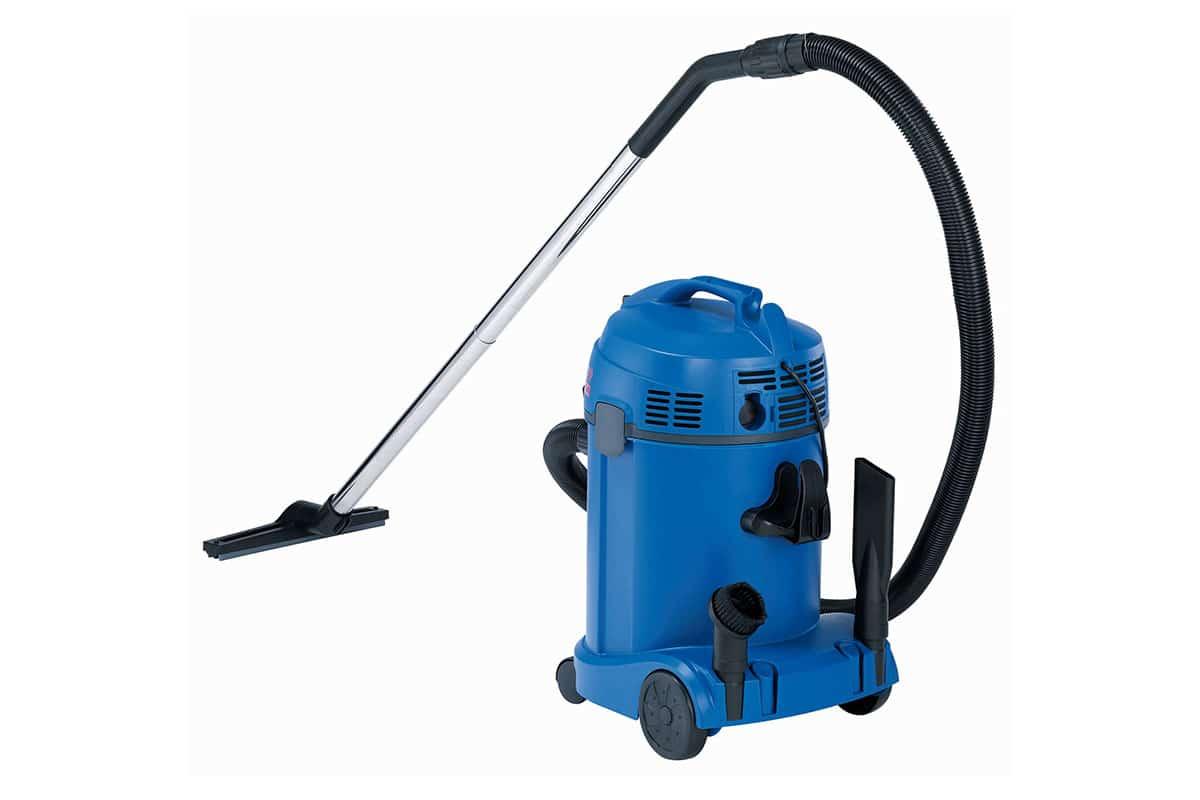Wet dry vacuum cleaner SW32P back