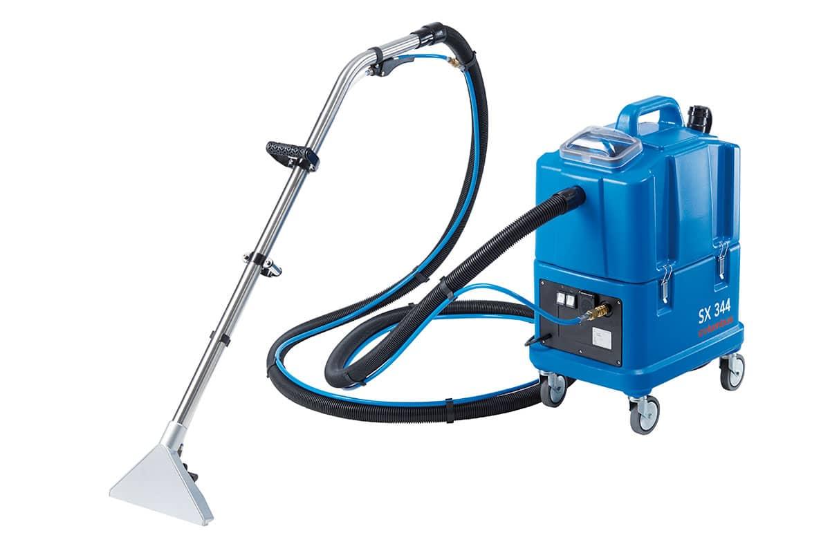 Spray extraction machine SX344 side
