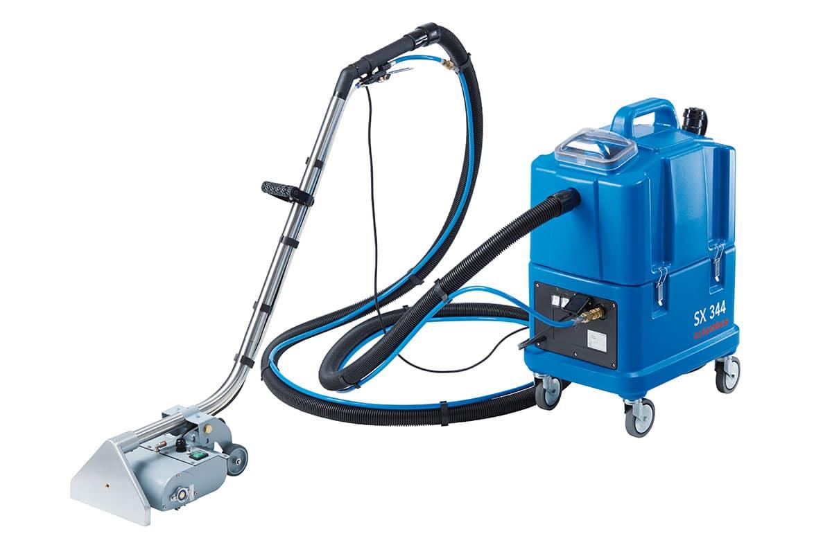 Spray extraction machine SX344 powerroller