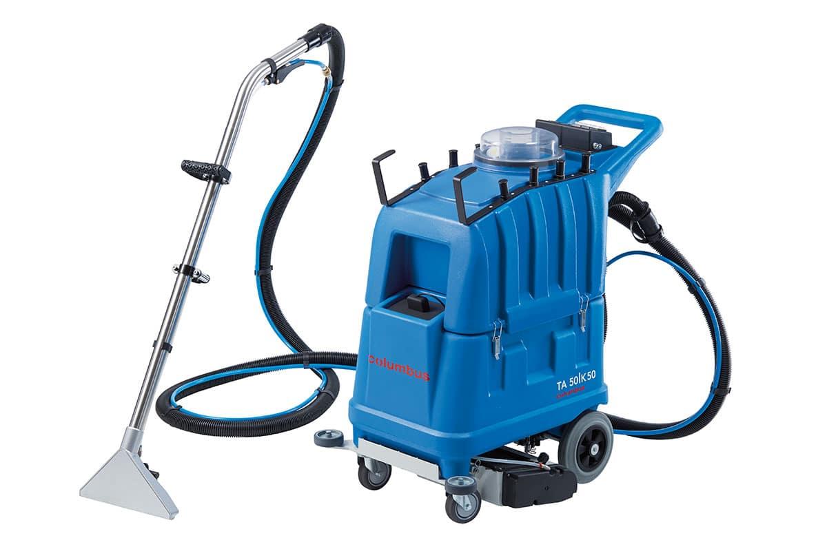 Carpet cleaning machine shampoo vacuum TA50K50 equipment