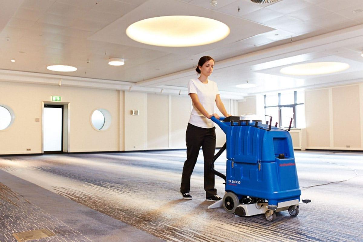 Carpet cleaning machine shampoo vacuum TA50K50 carpet cleaning