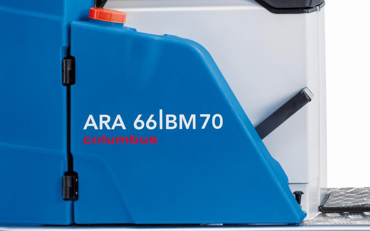 ARA66BM70 Wechseltank Chemie Reinigungsautomat Scheuersaugmaschine